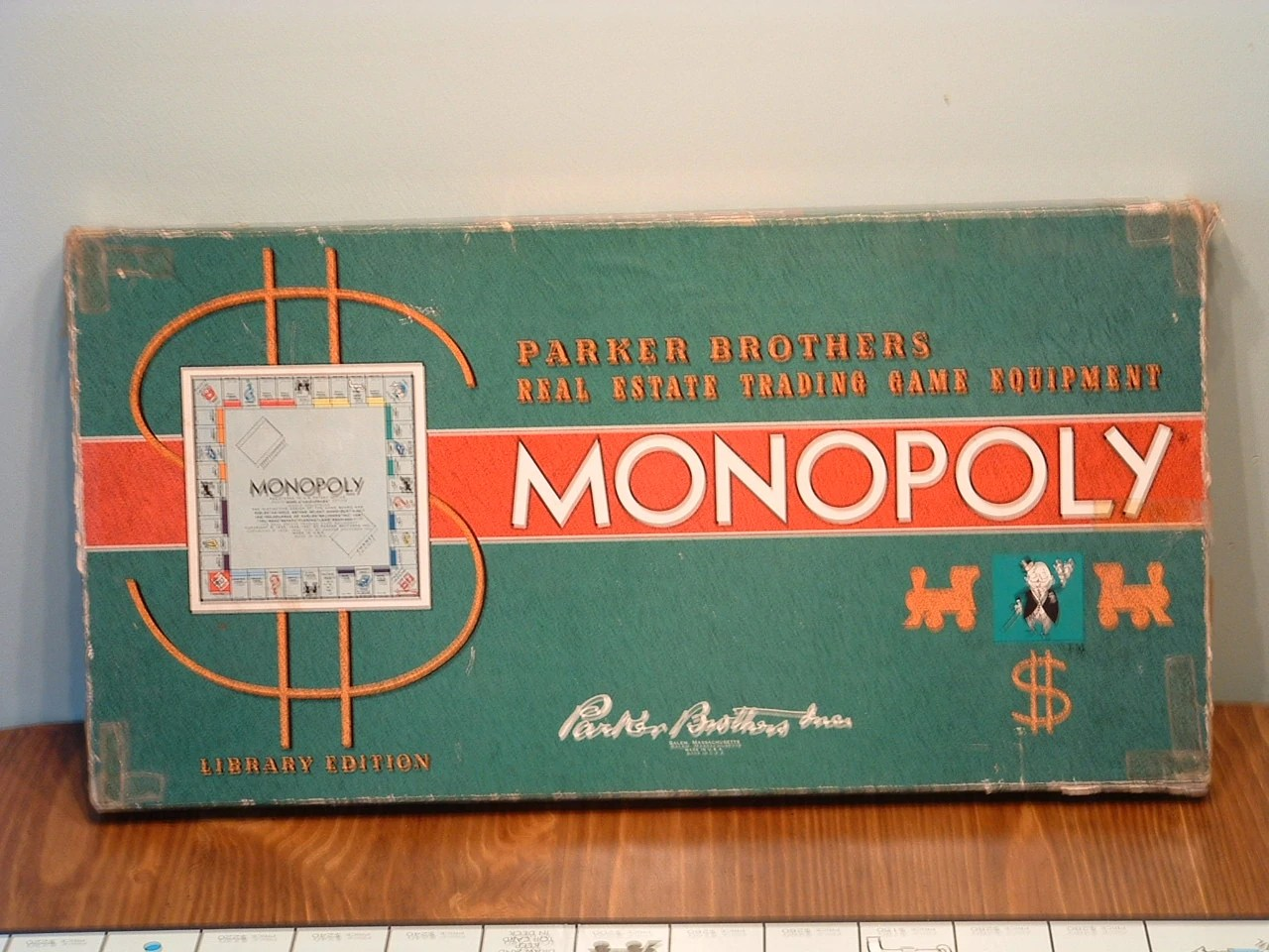 Library Edition Monopoly Wiki FANDOM Powered By Wikia