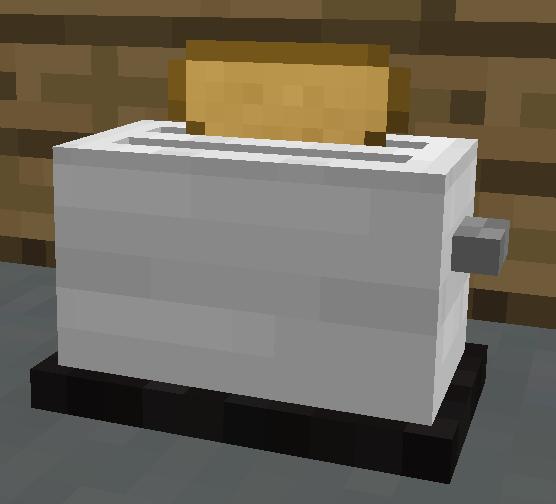 Toaster MrCrayfishs Furniture Mod Wiki FANDOM Powered By Wikia