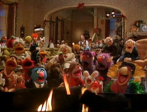 The Annual Carol Sing Muppet Wiki Fandom Powered By Wikia