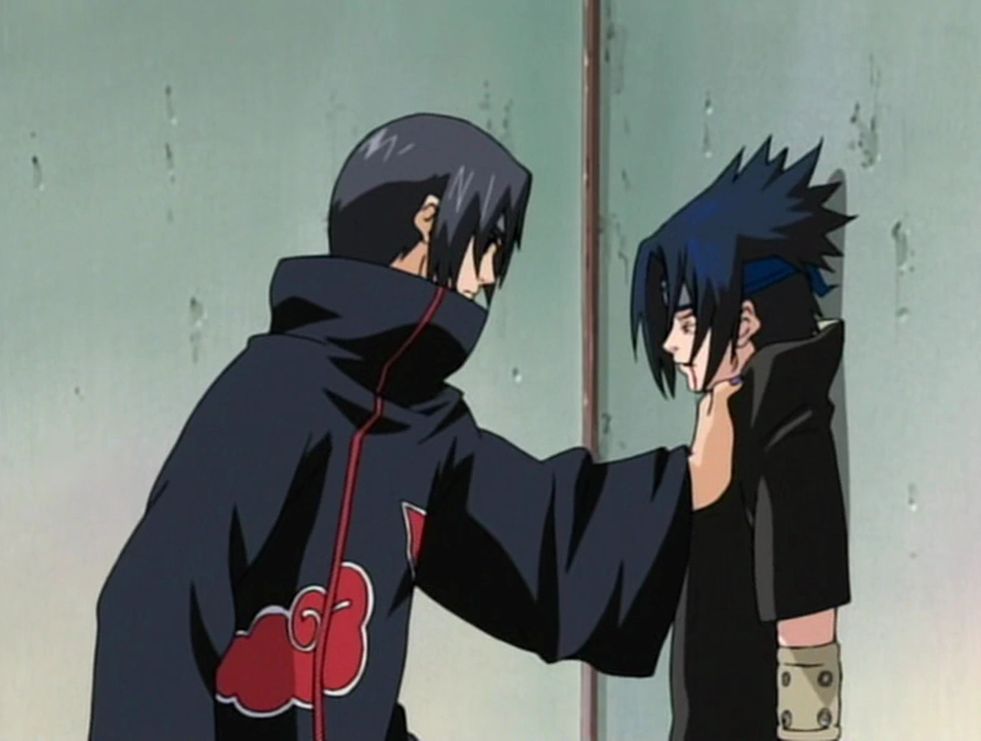 Hate Among the Uchihas The Last of the Clan