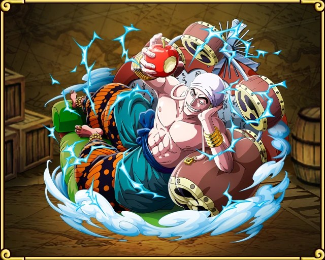 Eneru 200000000 Volt Amaru One Piece Treasure Cruise