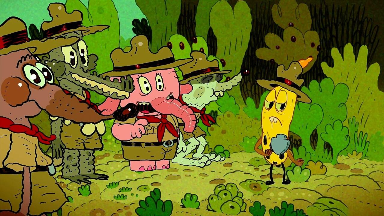 Junior Ranger Barton/Gallery | Pig Goat Banana Cricket ...