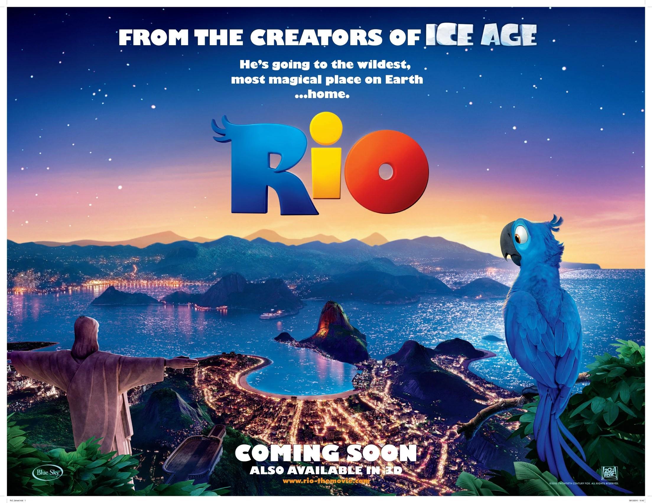 Poster do filme Rio