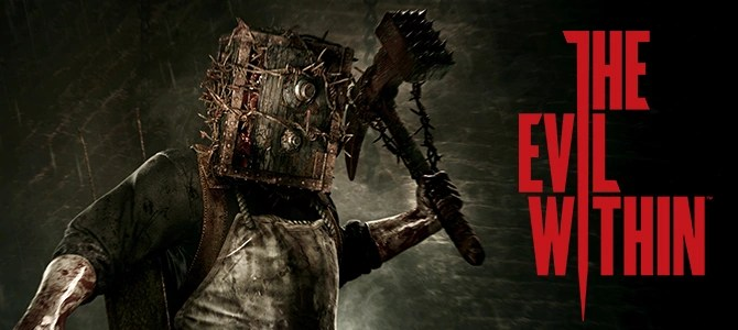 Unmasked Evil Within Boxhead