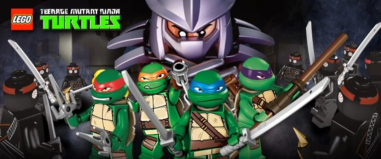 LEGO Teenage Mutant Ninja Turtles TMNTPedia Fandom