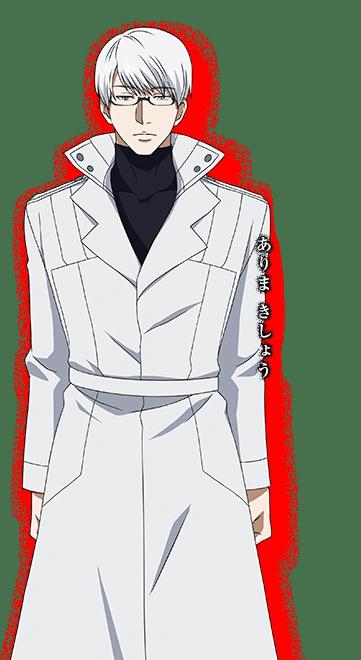 Tokyo Ghoul Re Yukimura 1 3