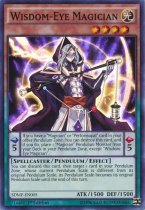 Wisdom-Eye Magician