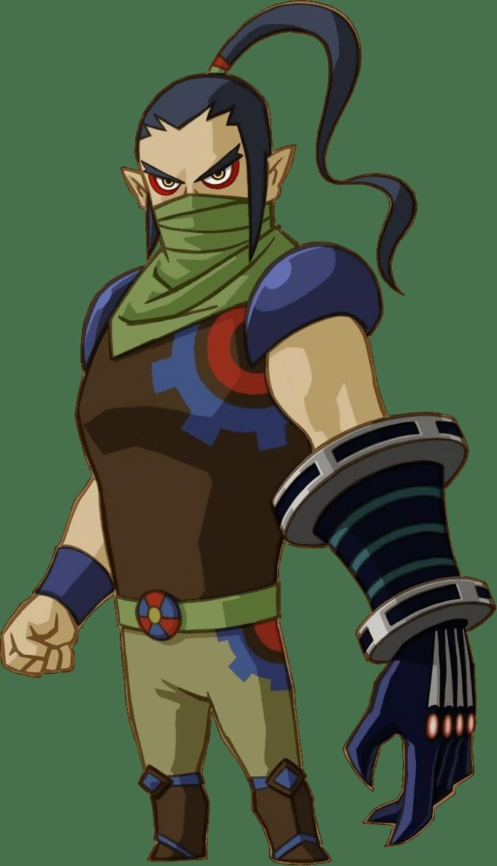 Wind Waker Link Vs Ganondorf