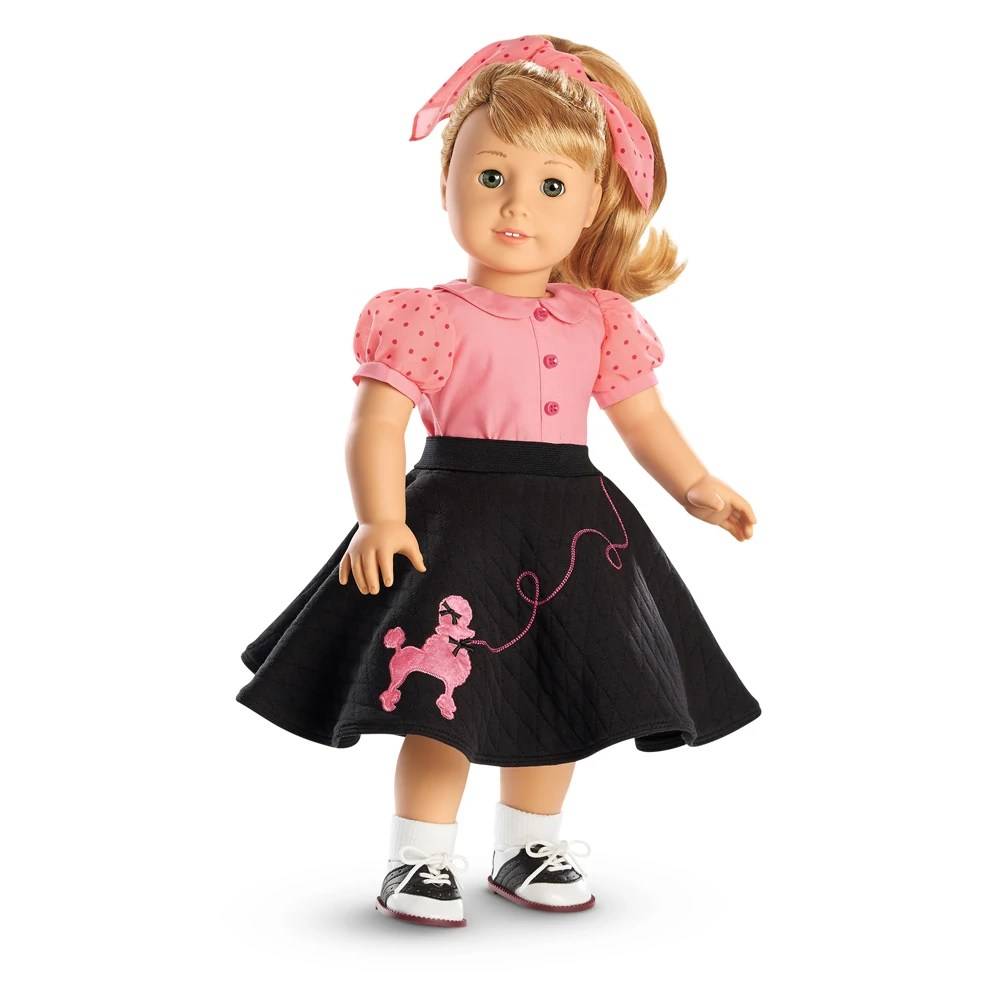 Maryellens Poodle Skirt Outfit American Girl Wiki