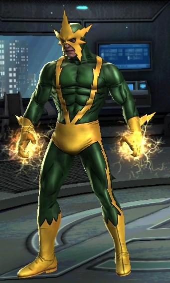 Classic Electro Marvel Avengers Alliance 2 Wikia