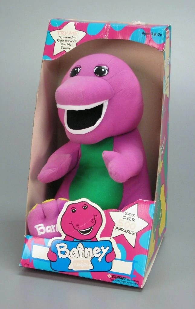 Adventure And Friends Great Barney
