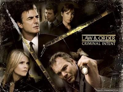 Law & Order: Criminal Intent (2001 series) | Cinemorgue ...