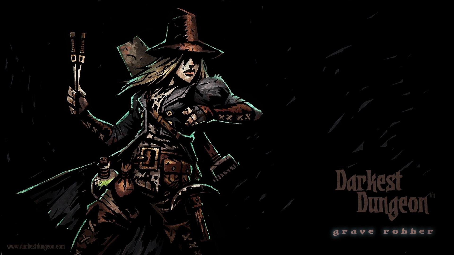 Grave Robber | Darkest Dungeon Wiki | FANDOM powered by Wikia