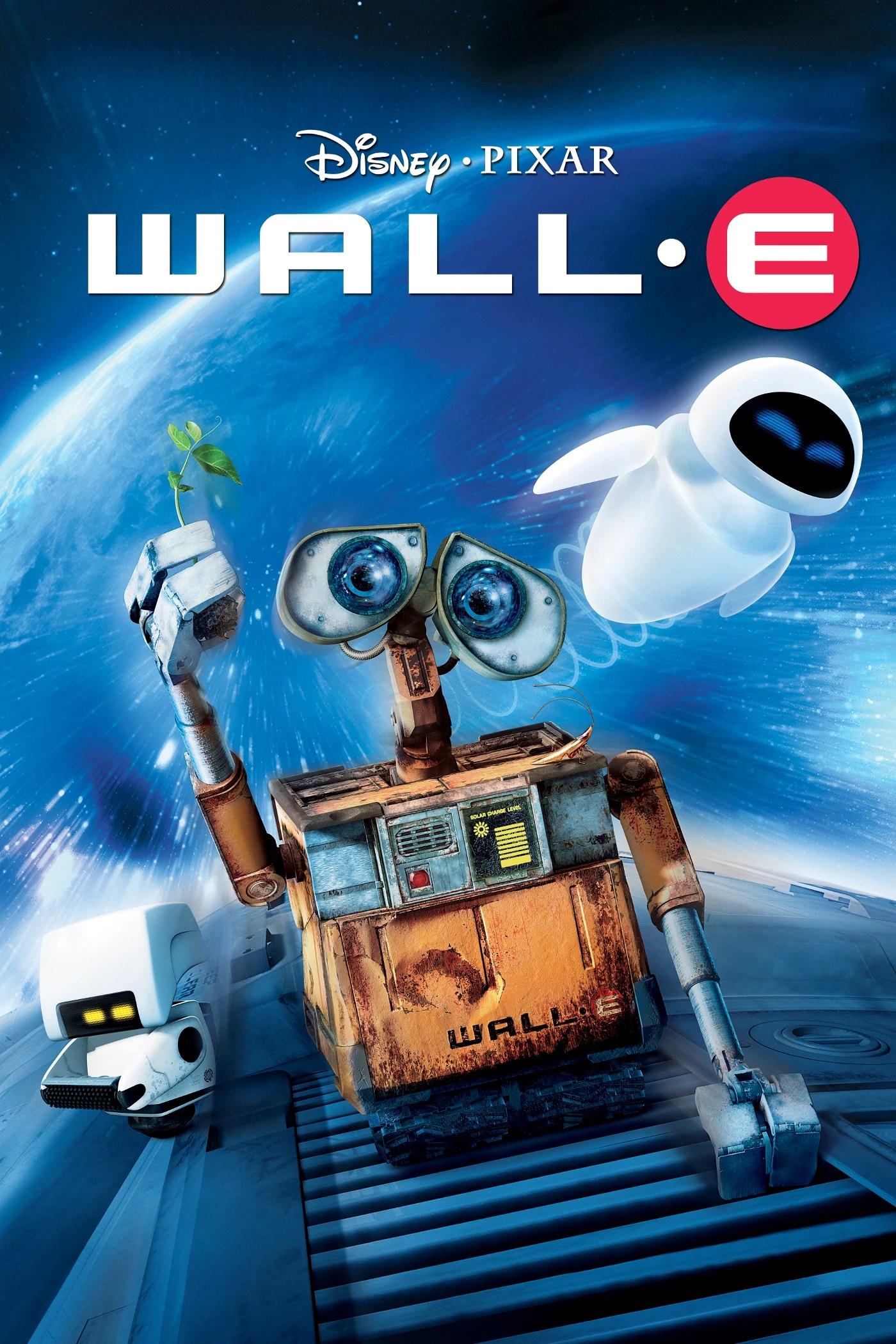 Poster do filme Wall-E