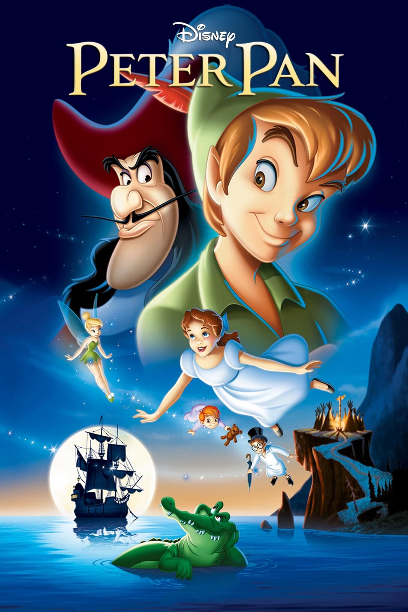 Poster do filme Peter Pan