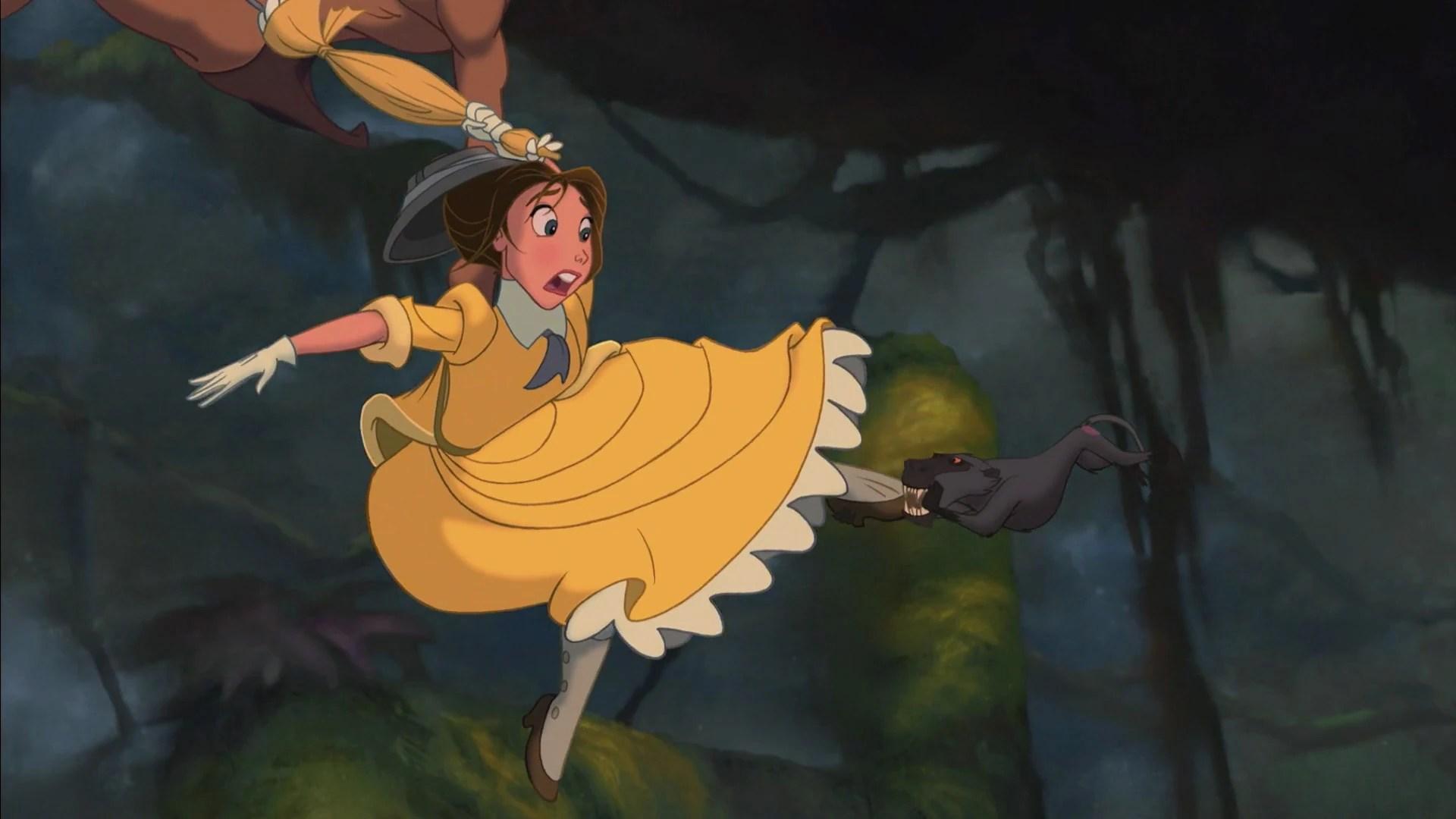 Disney Feet Alice Tickle