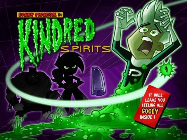 Kindred Spirits Danny Phantom Wiki FANDOM Powered By Wikia