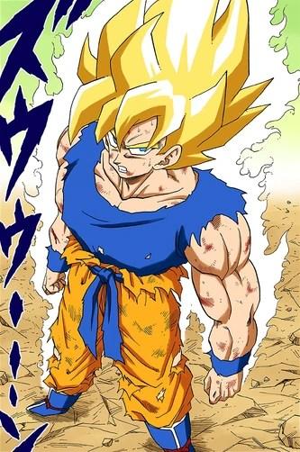 Son Goku Wikia Death Battle En Espaol Fandom Powered