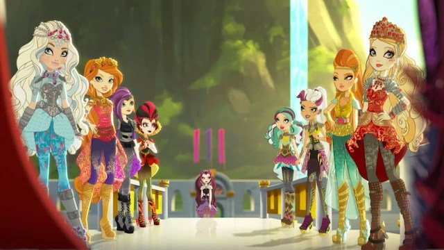 Image Dragon Games Teams Viewjpg Ever After High