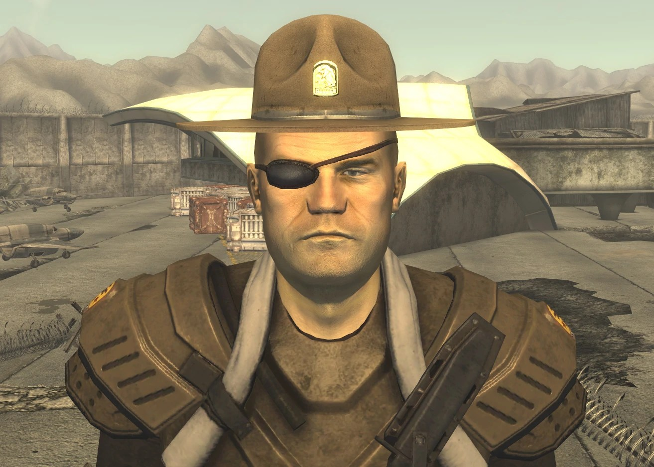 Drill Sergeant Fallout Wiki Fandom Powered By Wikia