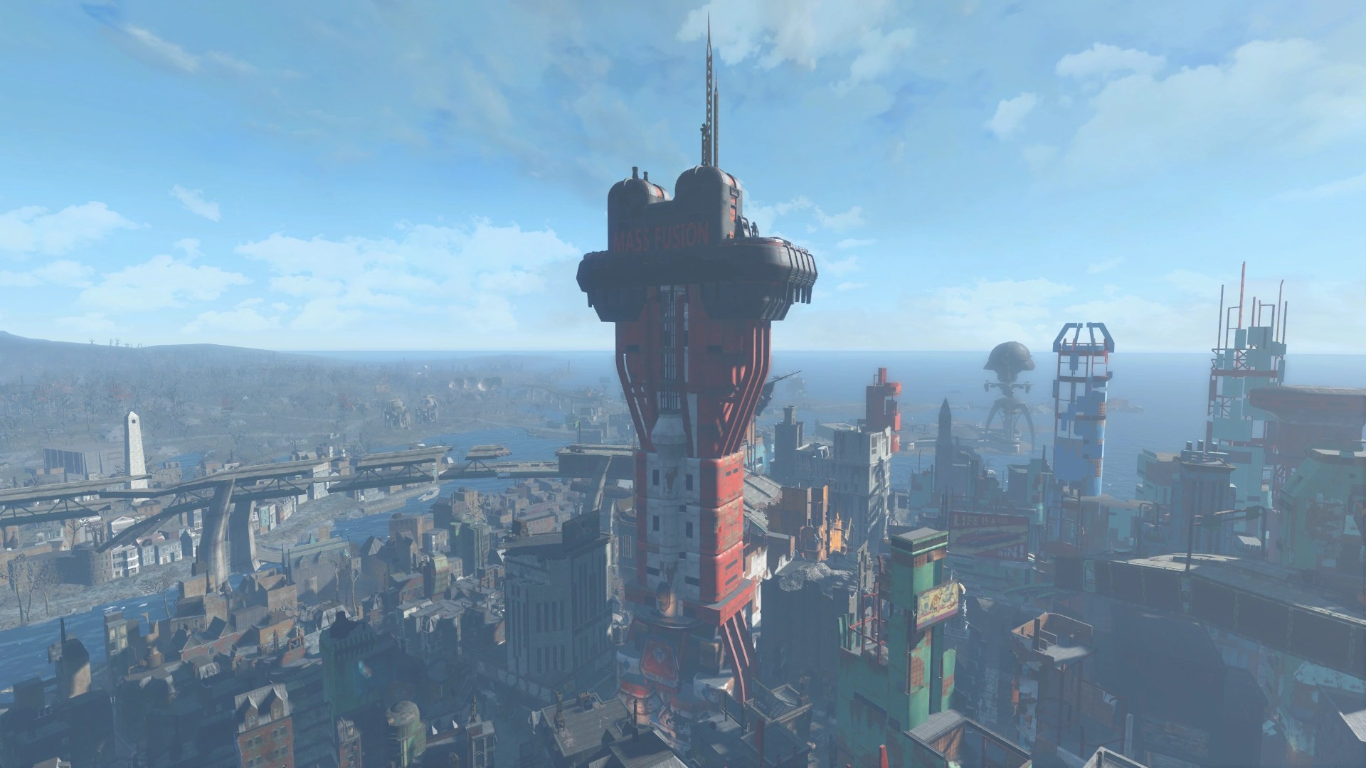 Mass Fusion Building Fallout Wiki Fandom Powered By Wikia