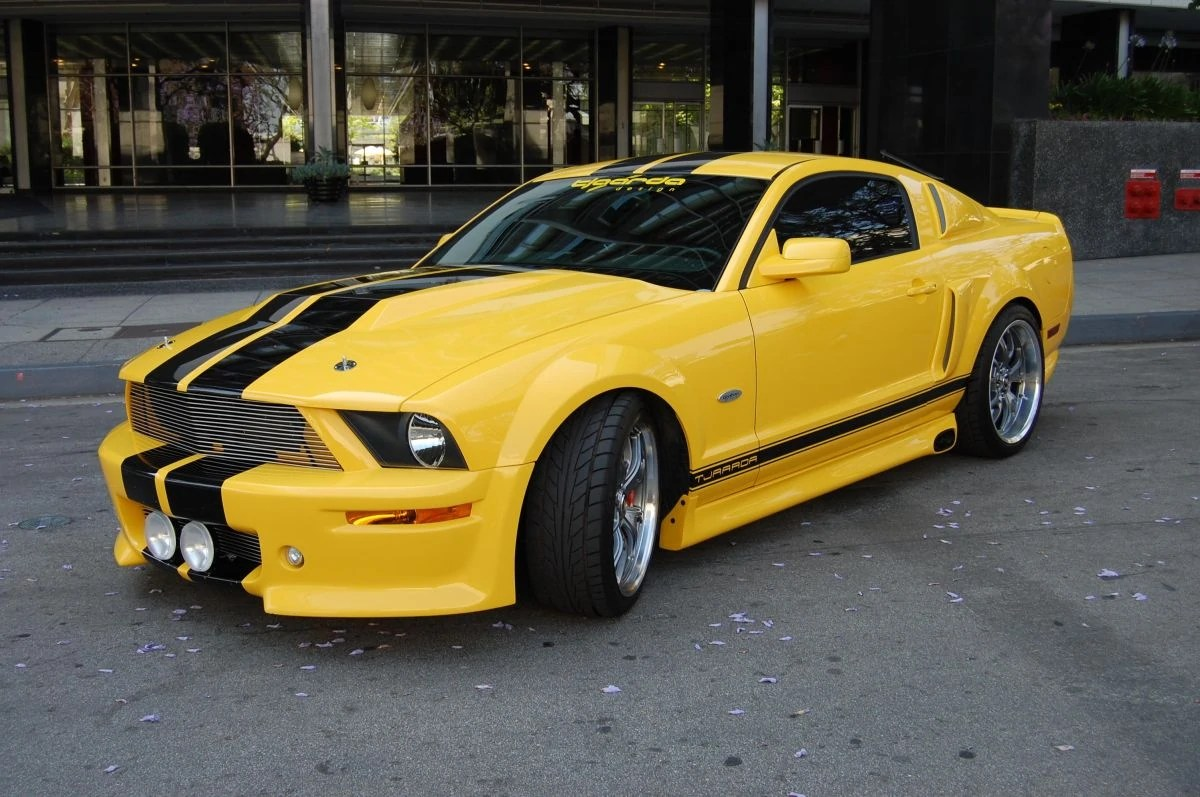 Image Ford Mustang GT Tjaarda 550Rjpg The Fast And