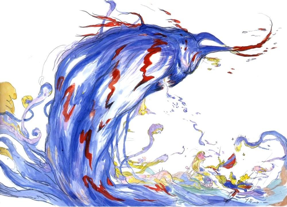 Zeromus Final Fantasy IV Final Fantasy Wiki Fandom