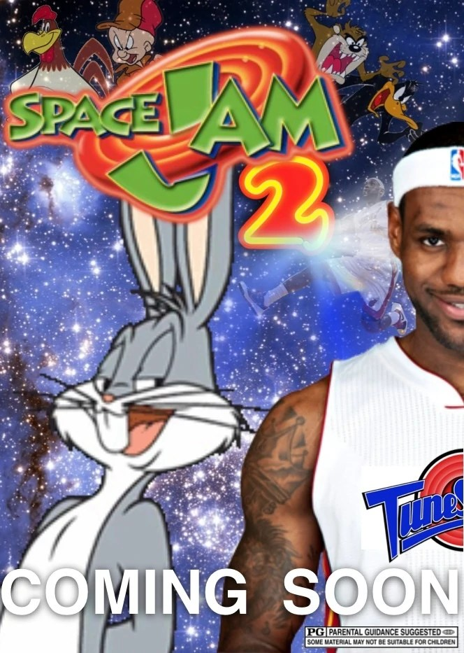 Poster do filme Space Jam 2