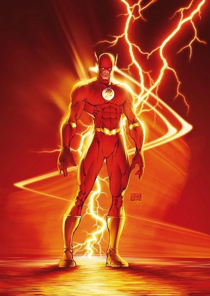 Flash Dc Or Marvel
