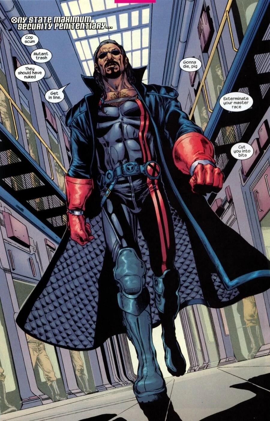 Lucas Bishop Marvel NEW Marvel Fanon FANDOM Powered