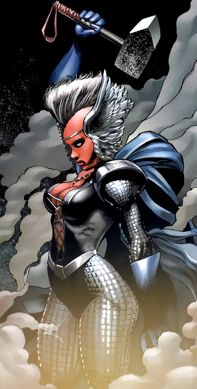 Stormcaster | Marvel Database | FANDOM powered by Wikia