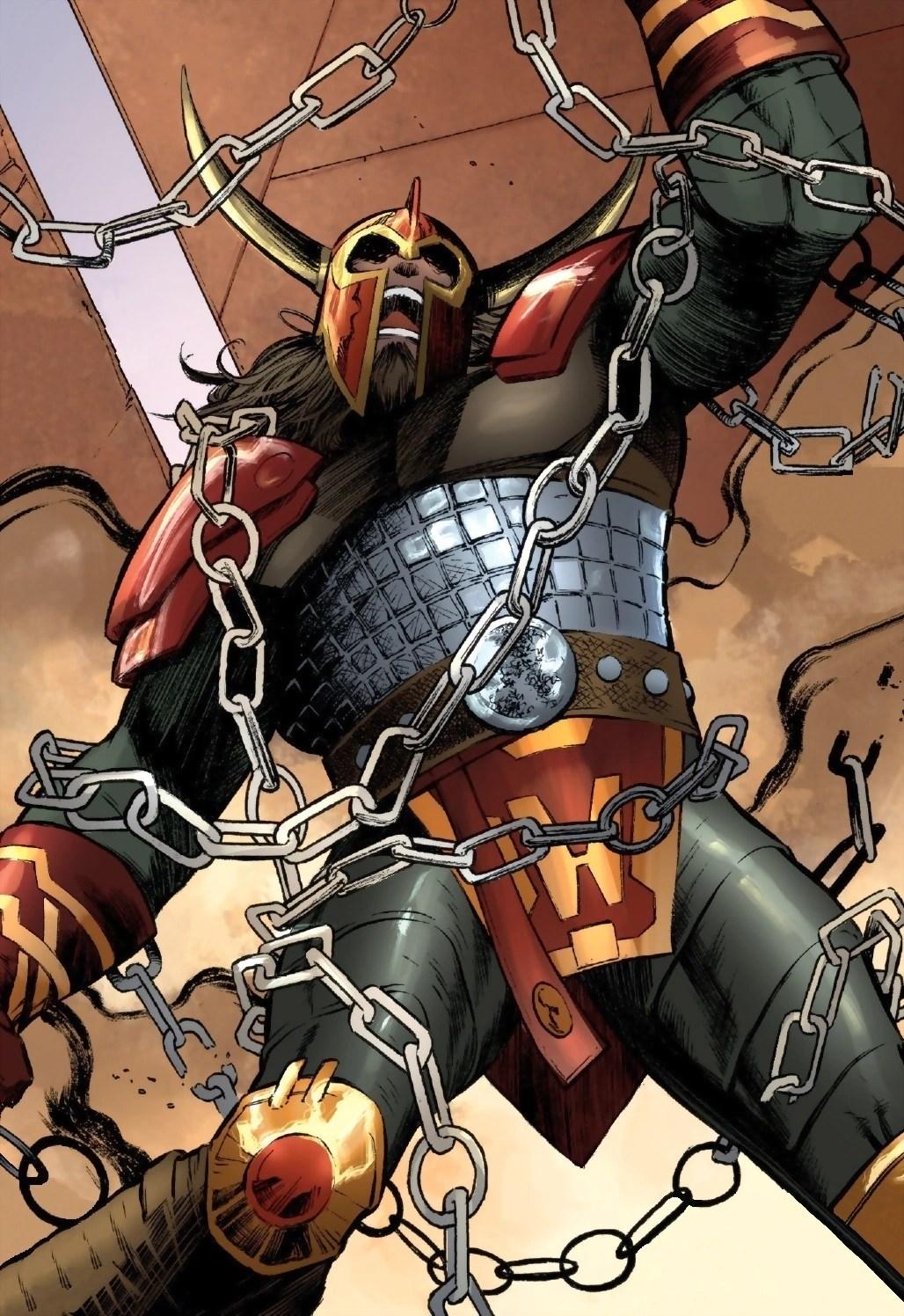 Heimdall (Earth-616) | Marvel Database | Fandom powered by ...