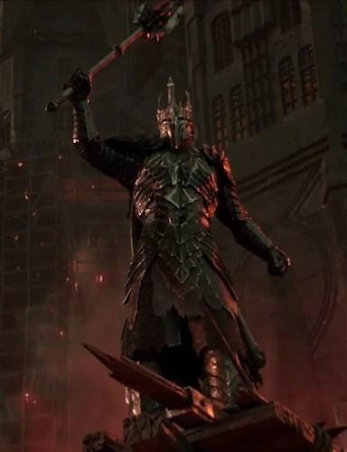 Sauron Middle Earth Shadow Of War Wiki FANDOM Powered