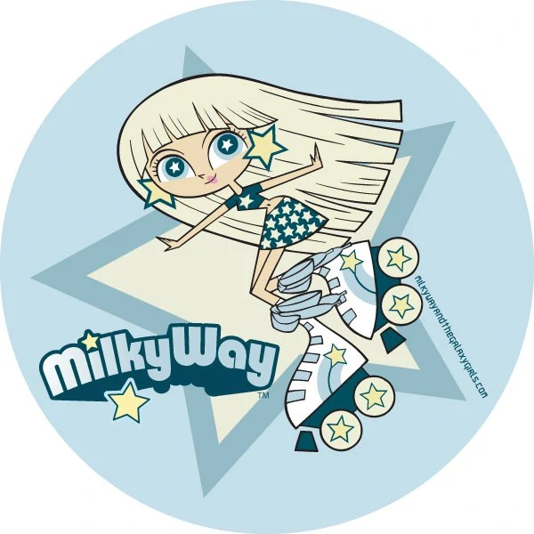 Milky Way | Milky Way and the Galaxy Girls Wiki | FANDOM ...