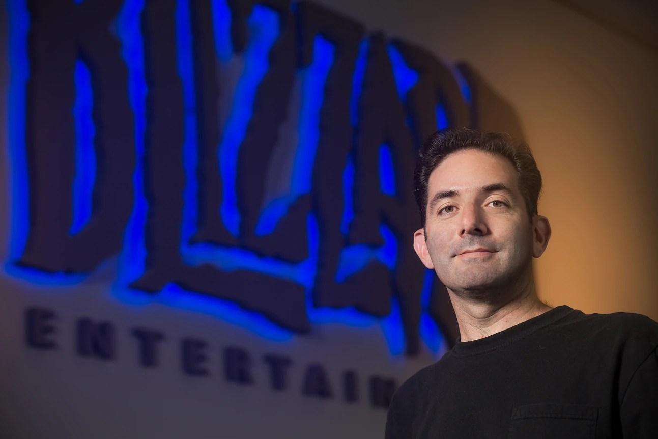 Jeff Kaplan Overwatch Wiki FANDOM Powered By Wikia