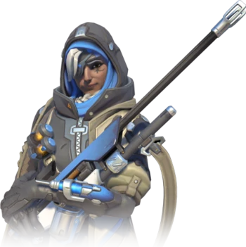 Ana Overwatch Wiki FANDOM Powered By Wikia