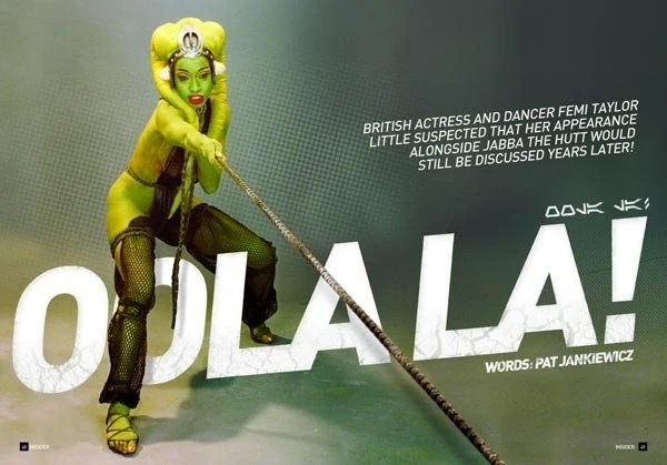 Oola La Wookieepedia Fandom Powered By Wikia