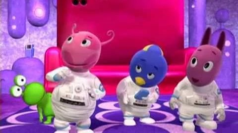 Video - Backyardigans - 21 - Mission To Mars   The ...