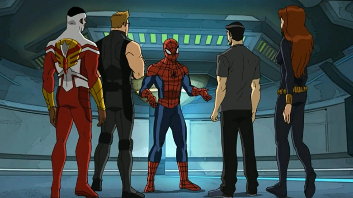 The Avenging Spider Man Part 1 Ultimate Spider Man