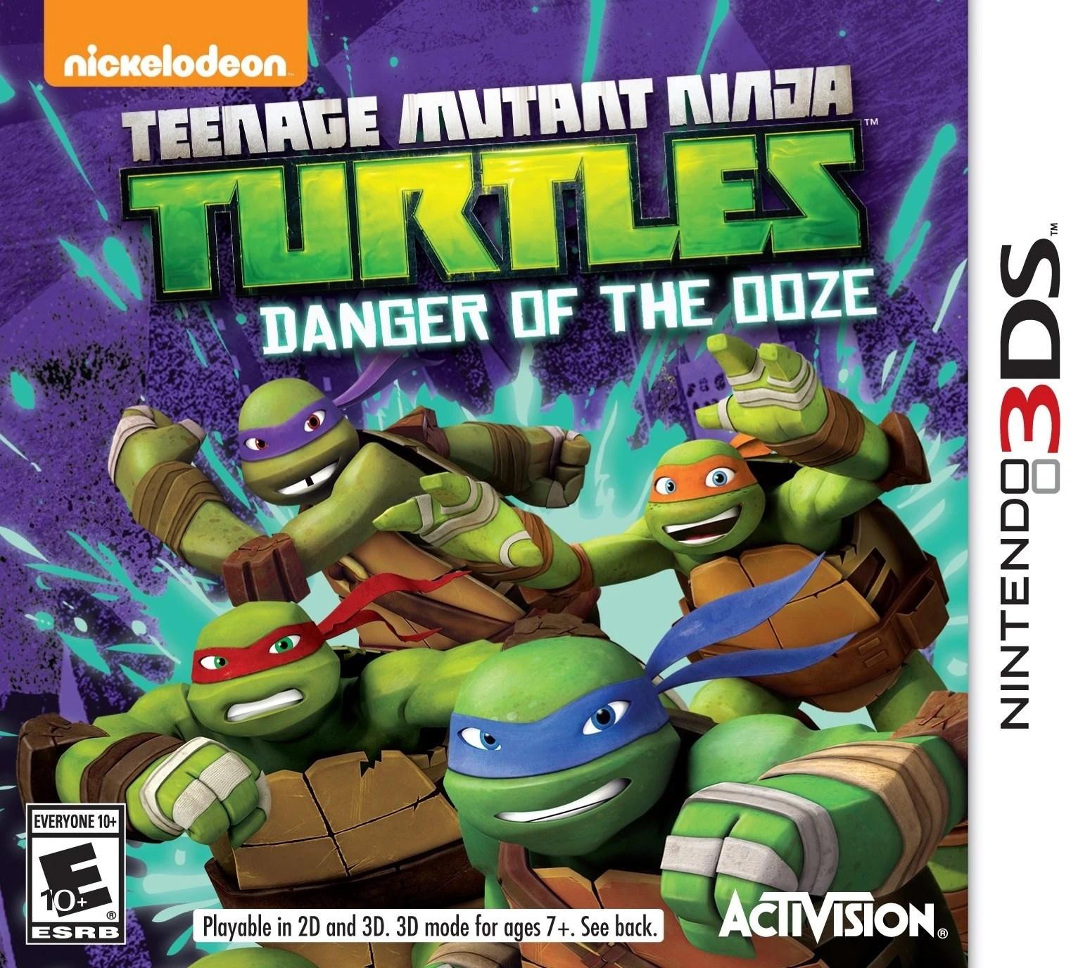 TMNT Danger of the Ooze TMNT Wiki FANDOM powered by Wikia