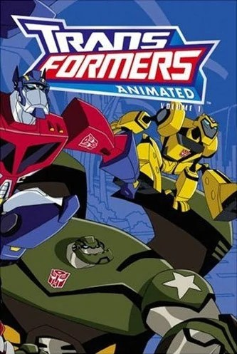 Transformers Animated Volume 1 | Teletraan I: The ...