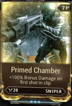 Primed Chamber WARFRAME Wiki Fandom Powered By Wikia