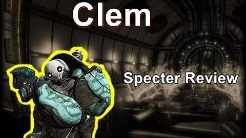 Video Clem Warframe Specter Review WARFRAME Wiki