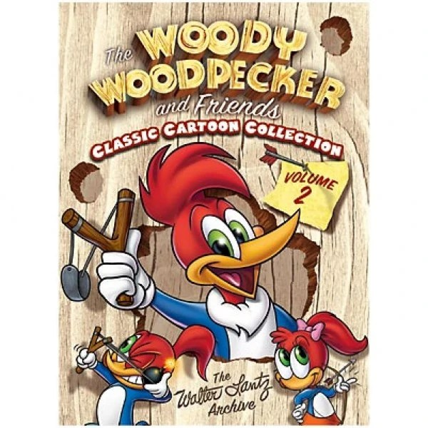 The New Woody Woodpecker Show Dvd