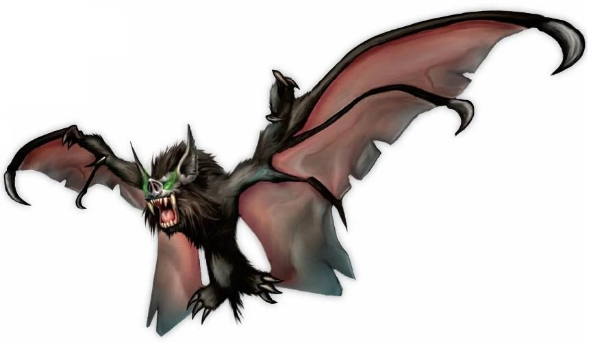 Dire Bat WoWWiki Fandom Powered By Wikia