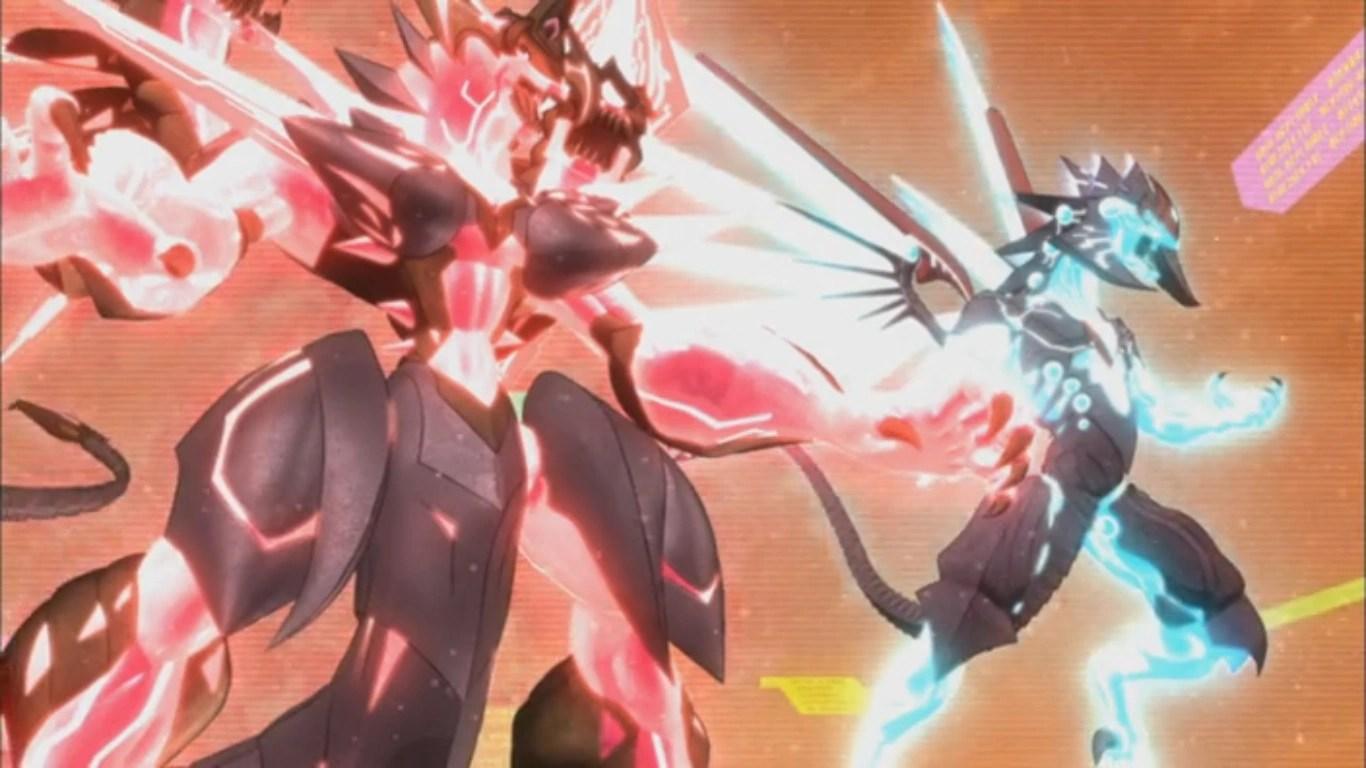 Cipher Oh Yu Dragon Gi Galaxy Neo Eyes