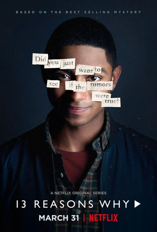 Marcus Cole 13 Reasons Why Wiki FANDOM Powered By Wikia