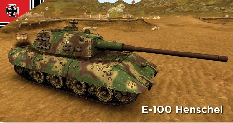 E100 | Armored Aces Wiki | FANDOM powered by Wikia