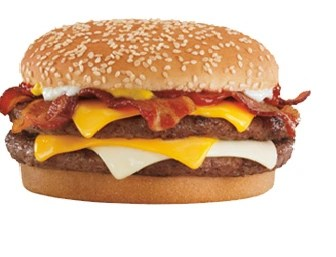 Bacon Ultimate Cheeseburger | Bacon Wiki | Fandom powered ...