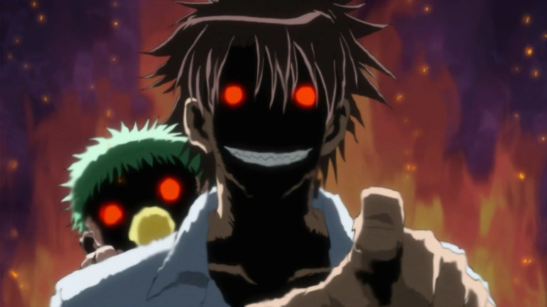 10 best animes about demons and Youkai